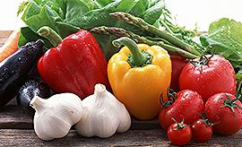 Fotos verduras